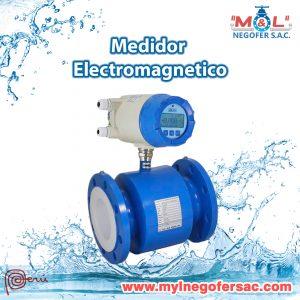 Medidor Electromagnético