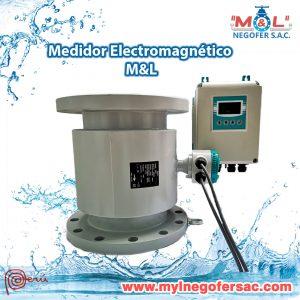 Medidor Electromagnético M&L