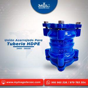 union_acerrojao_para_tuberia_hdpe